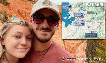 SECOND woman claims she picked up Brian Laundrie hitchhiking