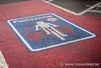 Wijk 't Kalf heeft eerste fietszone (Sint-Gillis-Waas) - Het Nieuwsblad