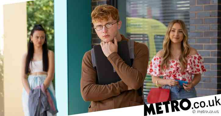 Hollyoaks spoilers: Timmy Simons exposed as Juliet Nightingale accuses him of being Peri Lomax's stalker