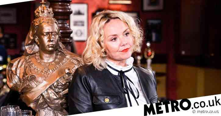 EastEnders spoilers: Janine Butcher makes a big decision about the future