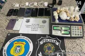 Presidiário do Rio de Janeiro é identificado como autor de extorsões a comerciantes - O POVO