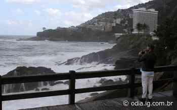 Previsão é de noite nublada sem chuva no Rio de Janeiro - O Dia