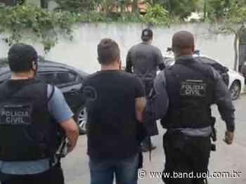 Polícia do Rio de Janeiro faz megaoperação contra lavagem de dinheiro - Band Jornalismo