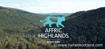 Call to make Scotland the world's first rewilding nation - as nature recovery project launches - HeraldScotland