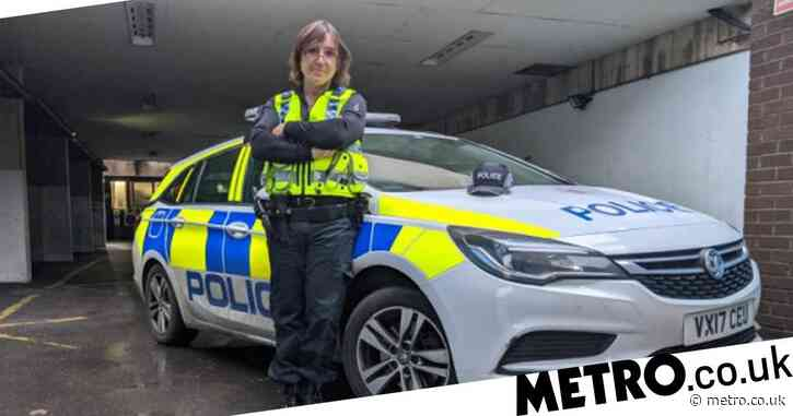 Trans PC outed by inspector goes on to enjoy shining career in force