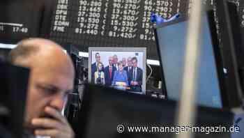 Aktienmarkt in der Analyse: Wie der Dax auf Bundestagswahlen reagiert