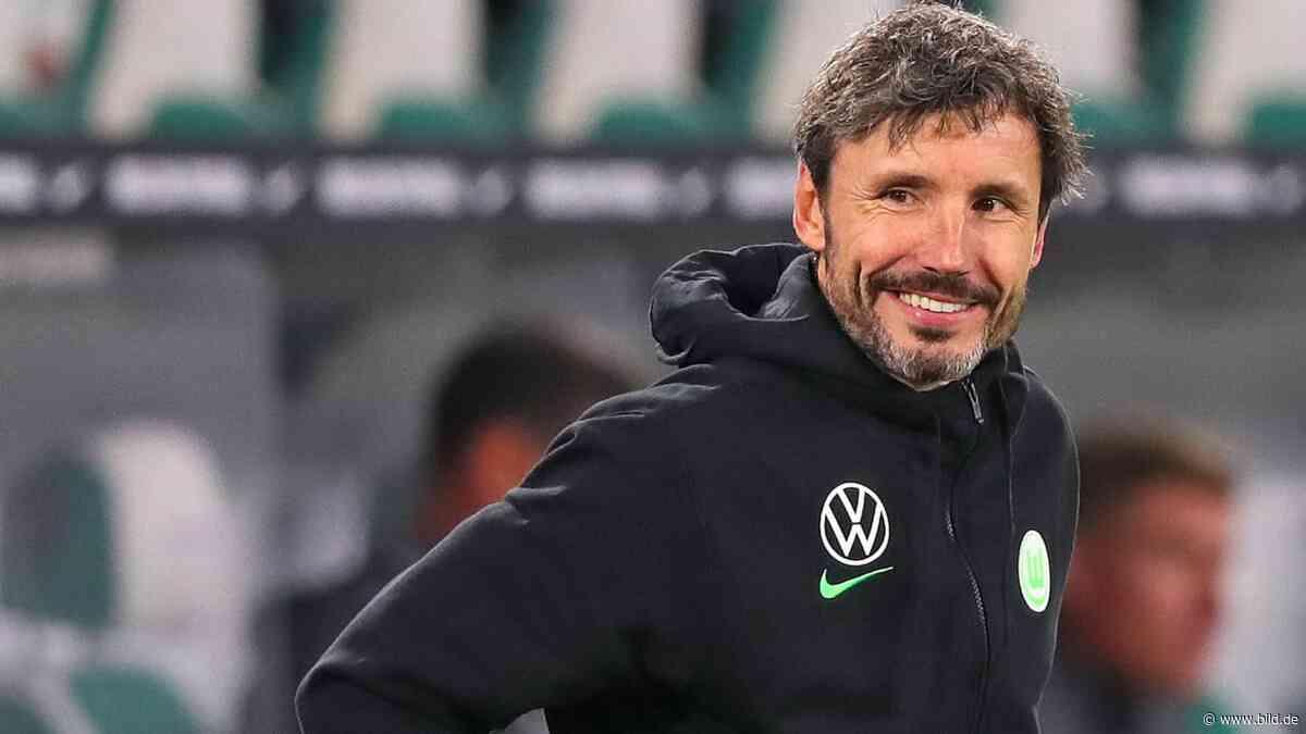 VfL Wolfsburg: Rotation – Bei van Bommel ist fast keiner sicher - BILD