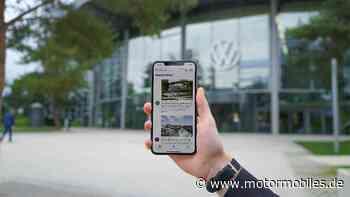 Per App die Autostadt in Wolfsburg mobil erleben - MOTORMOBILES