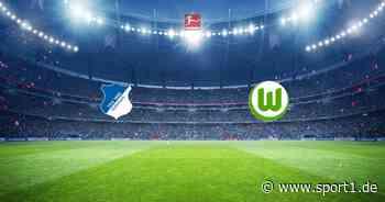Bundesliga: TSG 1899 Hoffenheim – VfL Wolfsburg (Samstag, 15:30 Uhr) - SPORT1