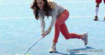 Proof Kate Middleton is sportiest royal ever - and which games she thrashes William at