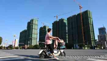 Evergrande zahlt Zinsen für Anleihe nicht: Möglicher Zusammenbruch von Chinas Immobilienriesen