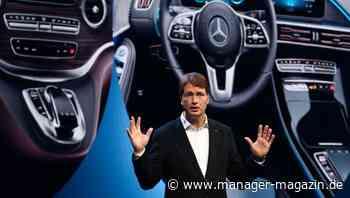 Automotive Cells Company: Mercedes-Benz wird Anteilseigner bei Batteriezellenhersteller ACC