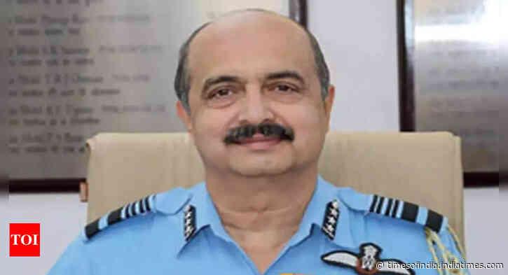 Air Marshal Vivek Ram Chaudhari appointed as new IAF chief