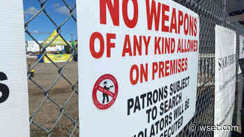 New security measures at Danville-Pittsylvania County Fair - WSET