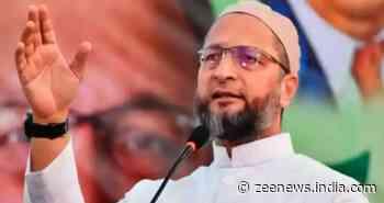 AIMIM MP Asaduddin Owaisi seeks LS Speaker`s intervention in case of vandalism at his Delhi residence