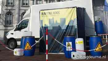 Herken drugscriminaliteit in virtuele omgeving 'Bijtende Bende' op Markt Deurne - DMG Deurne