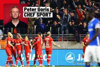 """COMMENTAAR. """"In deze kolkende Hel van Deurne-Noord gaat niet alleen Genk kraken"""" - Gazet van Antwerpen"""