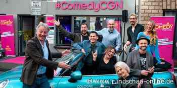 Von Lucky Luke bis Ladies Night: Was das Cologne Comedy Festival in diesem Jahr bietet - Kölnische Rundschau