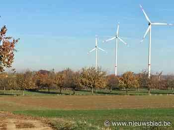 Project voor 15 windturbines in Riemst en Tongeren ligt ter inzage tot en met 3 november - Het Nieuwsblad