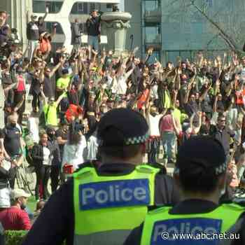 The Wrap - Melbourne's anti vax protests, Quad summit and Climate policy