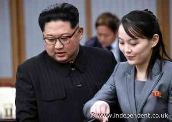 Kim Jong-un's sister says North Korea is willing to resume talks with South