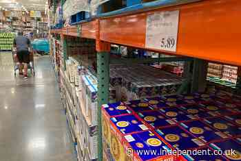 Costco brings back purchase limits on toilet paper, cleaning supplies and more amid supply chain crisis