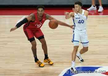 Toronto Raptors: Ishmail Wainright must make the Opening Night team - Raptors Rapture