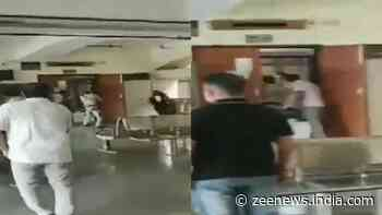 Shootout at Delhi`s Rohini Court: Gangster dead, gunmen posed as lawyers
