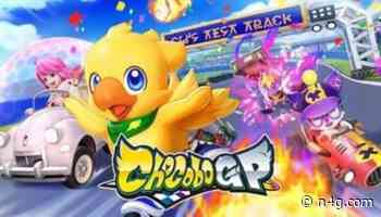 Chocobo GP Racing Game Announced For Switch; Gets First Trailer
