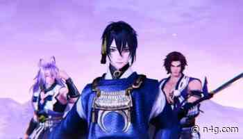 Touken Ranbu Warriors for Nintendo Switch & PC Reveals Its Gameplay & Release Date in New Trailer