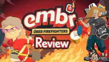 Embr Review: Parachutes and Ladders - Gideon's Gaming
