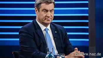 """Als einziger Nichtspitzenkandidat: Warum war Markus Söder bei der """"Schlussrunde"""" dabei?"""