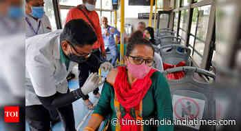 Over 81.39 crore Covid vaccine doses sent to states, UTs so far: Govt