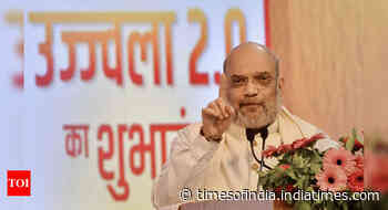 Amit Shah to chair meet with CMs of 10 Naxal hit states on Sunday