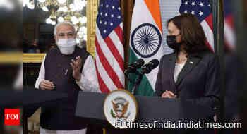PM Modi's special gift to Kamala Harris