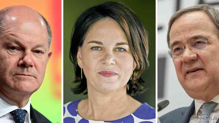 """""""Charisma eines Buchhalters"""": So blickt das Ausland auf Deutschlands Kanzlerkandidaten"""