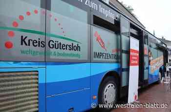 Impfbus am Montag bei Frostkrone in Rietberg - Westfalen-Blatt