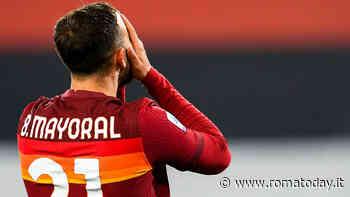 AS Roma, Borja Mayoral può partire a gennaio