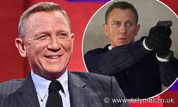 Daniel Craig jokes about being jealous of the next James Bond