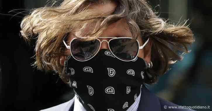 """Johnny Depp: """"Nessuno è al sicuro, le cose sono fuori controllo"""". L'affondo contro la cancel culture nel cinema"""