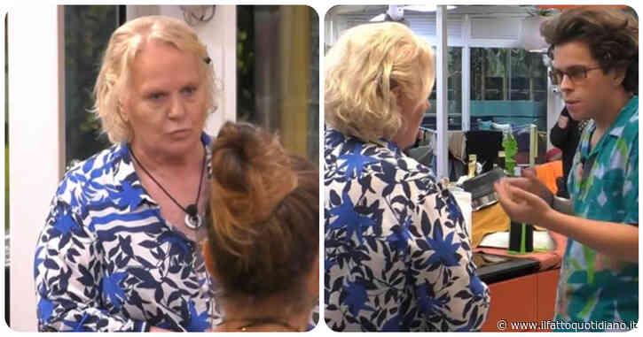 """Grande Fratello Vip, Katia Ricciarelli su tutte le furie: """"Volete farmi passare per def***te, siete dei grandi maleducati"""""""