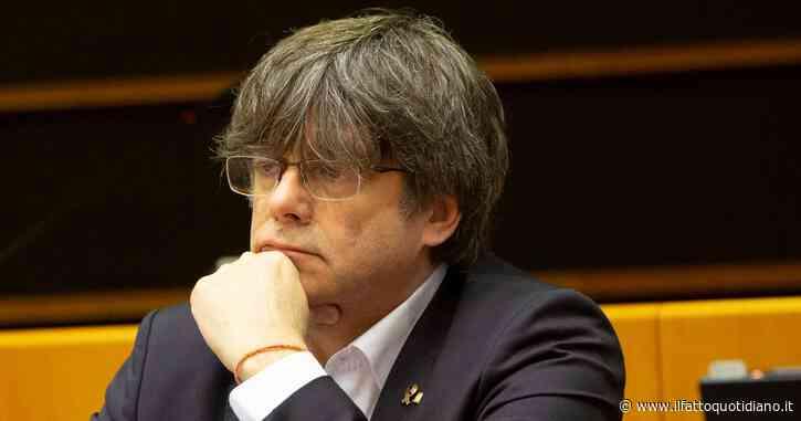 """L'ex presidente catalano Puigdemont arrestato in Sardegna. Il legale: """"Presentiamo ricorso"""". Proteste sotto il consolato italiano a Barcellona"""