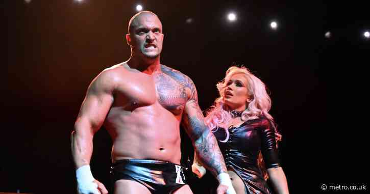 WWE stars Karrion Kross and Scarlett Bordeaux get engaged and manager drops cryptic hint