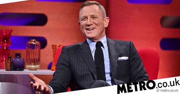 No Time To Die: Daniel Craig jokes he'll be 'incredibly bitter' over James Bond replacement