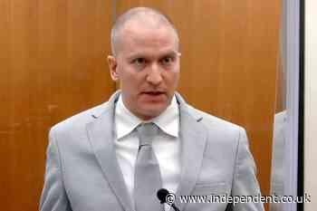 Derek Chauvin: Former police officer who murdered George Floyd appeals conviction