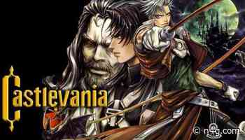 Castlevania Advance Collection Logo and Game Details Leaked