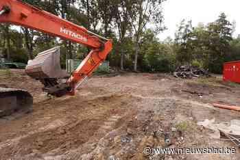 Sylvesterstadion afgebroken: aanplanting bos volgt in november