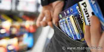 Polizei Pritzwalk: Auf frischer beim Diebstahl erwischt - Märkische Allgemeine Zeitung