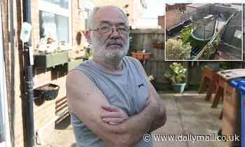 Nightmare neighbours plague army veteran, 72, triggering his PTSD by slamming doors at 1am