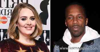 Adele and Boyfriend Rich Paul Looked 'Happy Together' at Friend Anthony Davis' Wedding - Us Weekly